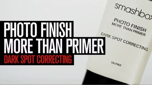 Smashbox Photo Finish More Than Primer Dark Spot Correcting - image 1 from the video