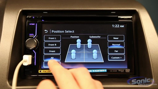 how to use pandora on sony car stereo
