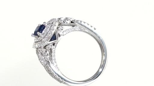 Diamond Engagement Ring in 14K White Gold Women s Size regular ZALES V