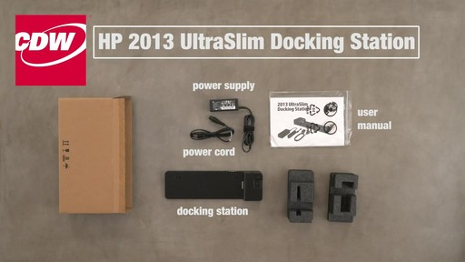 HP Docking Station - image 10 from the video