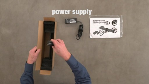 HP Docking Station - image 6 from the video