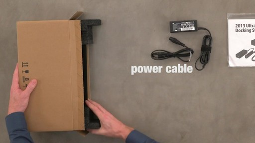 HP Docking Station - image 7 from the video