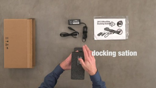 HP Docking Station - image 8 from the video