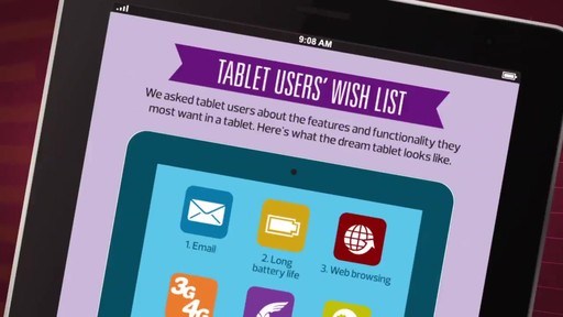 CDW Tablet Poll 2012 - image 5 from the video
