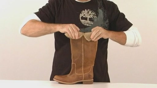 Timberland Shoreham Tall Fold Down - image 6 from the video