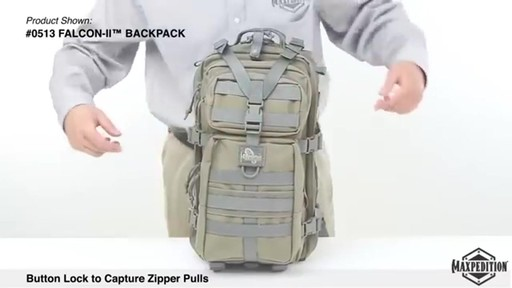 Maxpedition Falcon-II Backpack - 18