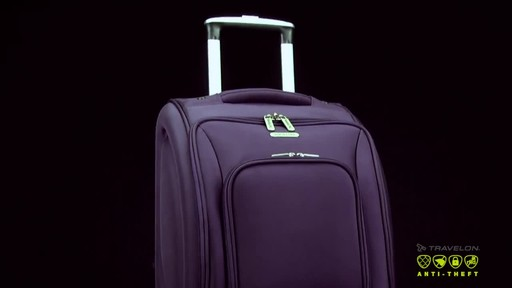 Travelon Wheeled Carry-On Luggage - 18