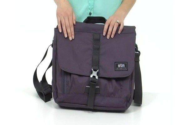 STM Bags Sequel Shoulder Bag - image 1 from the video