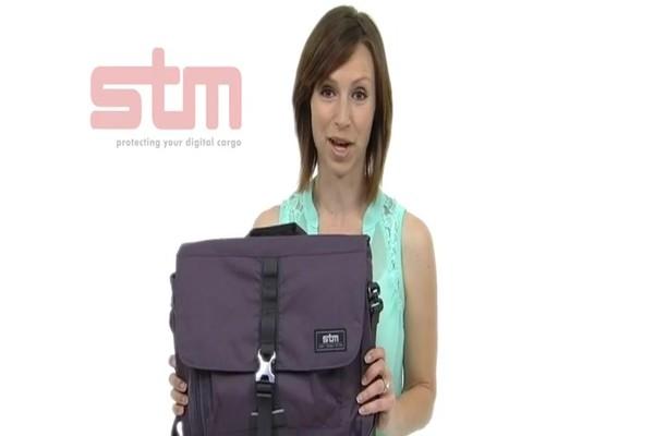 STM Bags Sequel Shoulder Bag - image 10 from the video