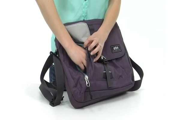 STM Bags Sequel Shoulder Bag - image 3 from the video