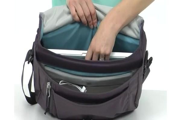 STM Bags Sequel Shoulder Bag - image 9 from the video