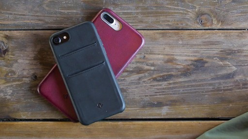 Twelve South Relaxed Leather Case for iPhone 7 Plus - image 1 from the video