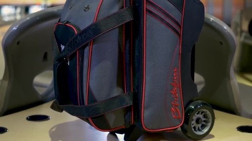 KR Strikeforce Bowling LR2 Double Roller Bag - image 2 from the video
