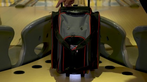 KR Strikeforce Bowling LR2 Double Roller Bag - image 4 from the video