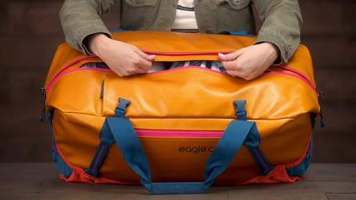 Eagle Creek Migrate Duffel Collection - image 4 from the video