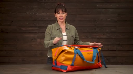Eagle Creek Migrate Duffel Collection - image 9 from the video