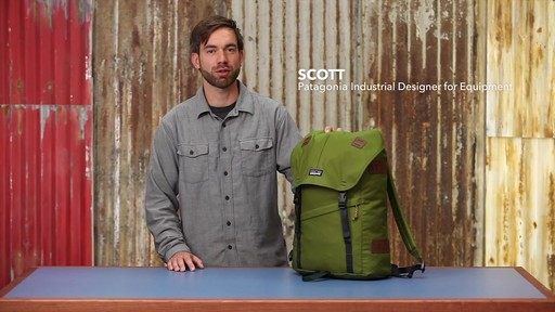 Patagonia Arbor Pack 26L - image 1 from the video