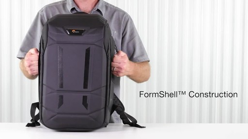Lowepro DroneGuard Pro 450 Backpack - image 1 from the video