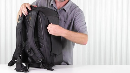 Lowepro DroneGuard Pro 450 Backpack - image 3 from the video