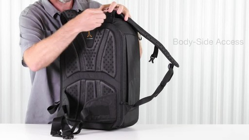 Lowepro DroneGuard Pro 450 Backpack - image 4 from the video