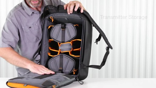 Lowepro DroneGuard Pro 450 Backpack - image 6 from the video