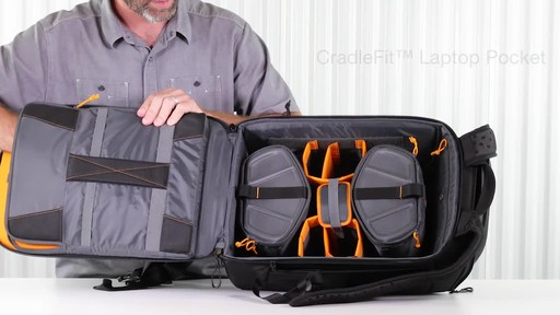 Lowepro DroneGuard Pro 450 Backpack - image 7 from the video