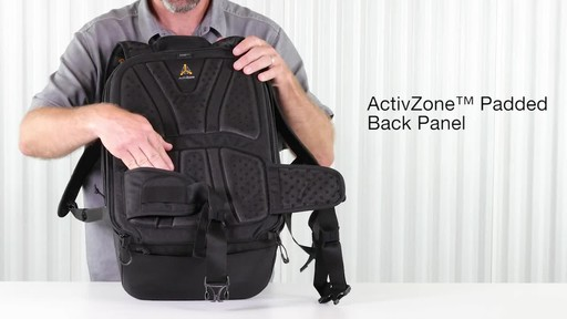 Lowepro DroneGuard Pro 450 Backpack - image 8 from the video