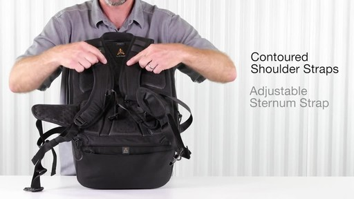 Lowepro DroneGuard Pro 450 Backpack - image 9 from the video