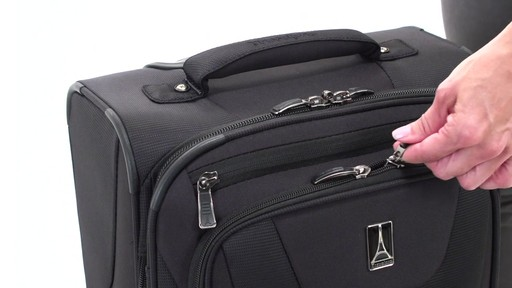 Travelpro Maxlite 4 22 Quot Expandable Rollaboard 187 Ebags Video