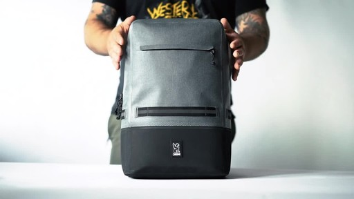Chrome Industries Urban Ex Daypack Laptop Backpack - image 1 from the video