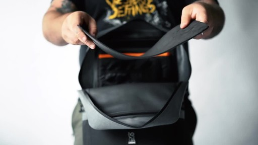 Chrome Industries Urban Ex Daypack Laptop Backpack - image 5 from the video