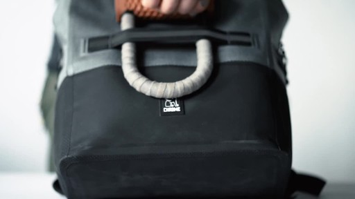 Chrome Industries Urban Ex Daypack Laptop Backpack - image 6 from the video