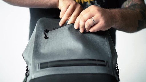 Chrome Industries Urban Ex Daypack Laptop Backpack - image 7 from the video