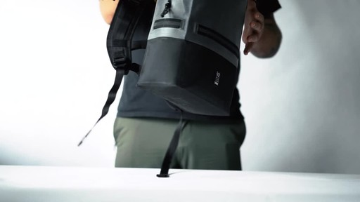 Chrome Industries Urban Ex Daypack Laptop Backpack - image 9 from the video