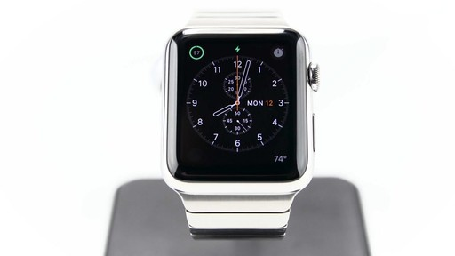 Twelve South Forte Stand and Charging Dock for Apple Watch - image 1 from the video