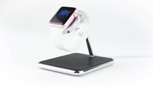 Twelve South Forte Stand and Charging Dock for Apple Watch - image 2 from the video