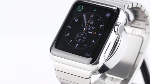 Twelve South Forte Stand and Charging Dock for Apple Watch - image 6 from the video