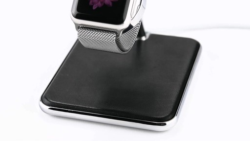 Twelve South Forte Stand and Charging Dock for Apple Watch - image 7 from the video