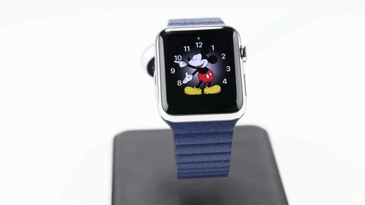 Twelve South Forte Stand and Charging Dock for Apple Watch - image 8 from the video