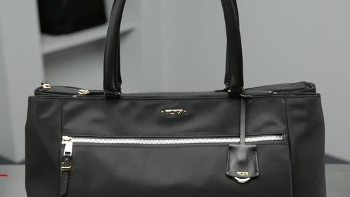 Tumi Voyageur Sheryl Business Tote - image 1 from the video