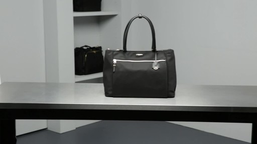 Tumi Voyageur Sheryl Business Tote - image 10 from the video