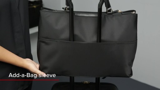 Tumi Voyageur Sheryl Business Tote - image 4 from the video