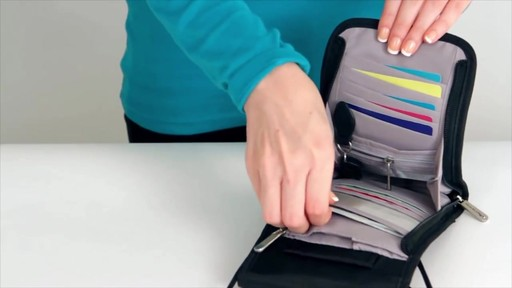 Travelon Anti-Theft Neck Wallet - eBags.com - image 5 from the video