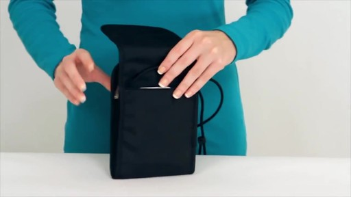 Travelon Anti-Theft Neck Wallet - eBags.com - image 8 from the video