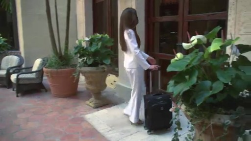 Travelpro Platinum Magna Spinner Technology - eBags.com - image 1 from the video