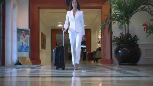 Travelpro Platinum Magna Spinner Technology - eBags.com - image 6 from the video