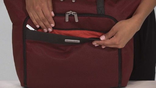 Briggs & Riley Transcend VX Shopping Tote - image 5 from the video