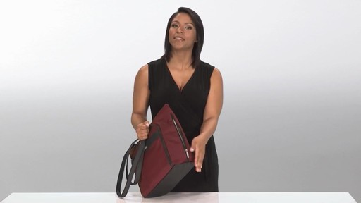 Briggs & Riley Transcend VX Shopping Tote - image 7 from the video