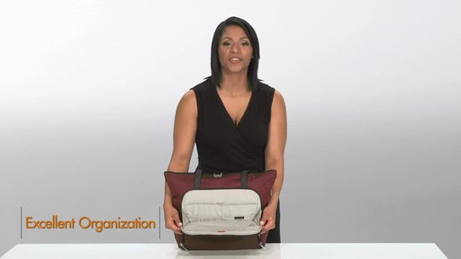 Briggs & Riley Transcend VX Shopping Tote - image 9 from the video