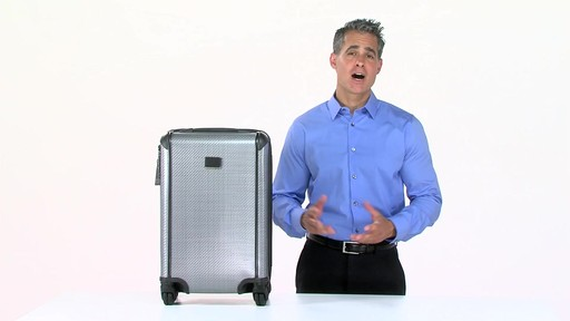 Tumi Tegra Lite International Carry-On - eBags.com - image 1 from the video